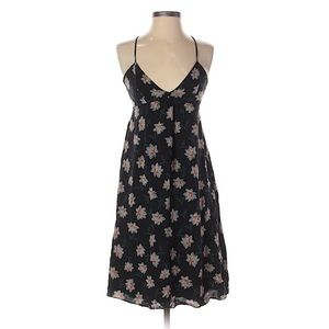{Talula} Aritzia Flower Print Open Back Dress